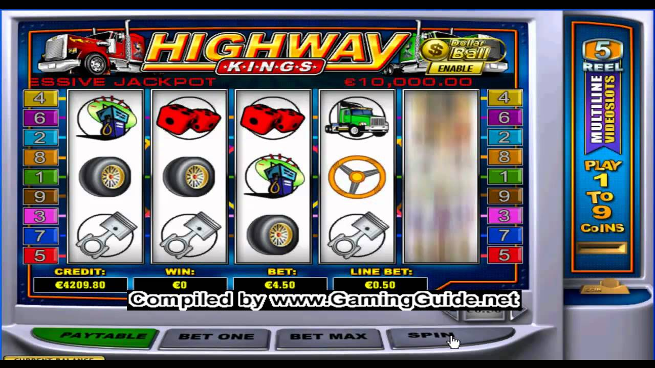 Highway Kings Slot Game